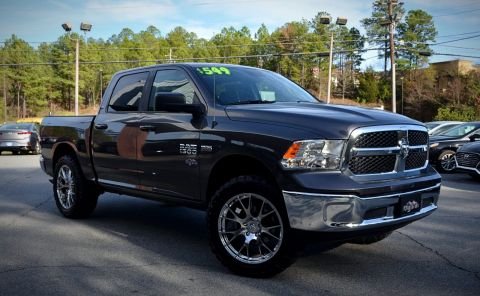 Pre-Owned 2019 Ram 1500 Classic SLT 4WD Crew Cab Pickup