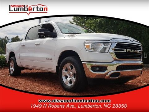 Pre-Owned 2019 Ram 1500 Big Horn/Lone Star 4WD Crew Cab Pickup