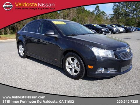 Pre-Owned 2012 Chevrolet Cruze LT w/1LT FWD 4dr Car