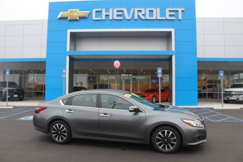 Pre-Owned 2018 Nissan Altima 2.5 SL FWD 4dr Car
