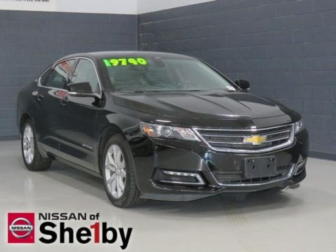 Pre-Owned 2019 Chevrolet Impala LT FWD 4dr Car