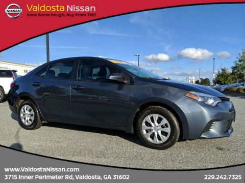 Pre-Owned 2016 Toyota Corolla L FWD 4dr Car