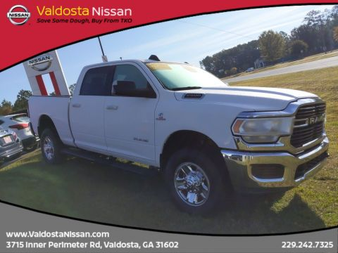 Pre-Owned 2019 Ram 2500 Big Horn 4WD Crew Cab Pickup