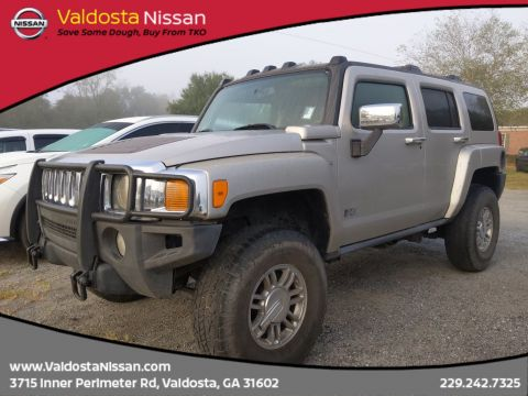 Pre-Owned 2007 HUMMER H3 SUV 4WD Sport Utility