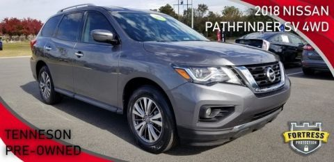 Pre-Owned 2018 Nissan Pathfinder SV 4WD Sport Utility