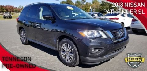 Pre-Owned 2018 Nissan Pathfinder SL FWD Sport Utility