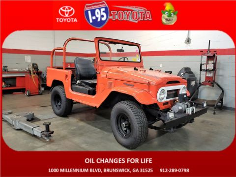 Pre-Owned 1974 TOYOTA U LAND CRUISER