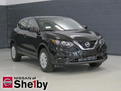 New 2020 Nissan Rogue Sport S FWD Sport Utility