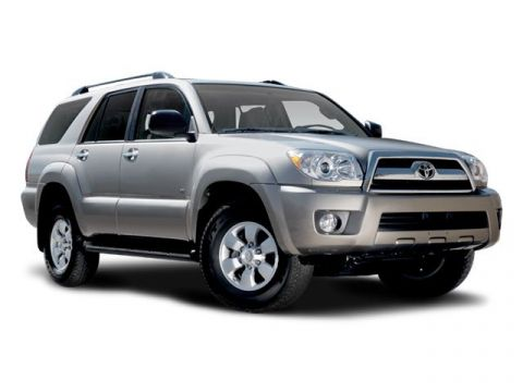 Pre-Owned 2008 Toyota 4Runner SR5 4WD Sport Utility