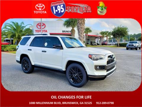 2019 Toyota 4Runner LIMITED NIGHTSHAD