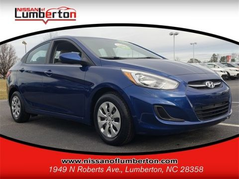 Pre-Owned 2017 Hyundai Accent SE FWD 4dr Car