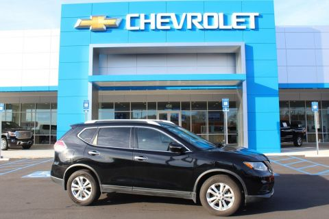 Pre-Owned 2015 Nissan Rogue SV AWD Sport Utility